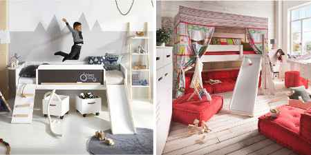 spielbetten f r m dchen jungs kinder dannenfelser kinderm bel. Black Bedroom Furniture Sets. Home Design Ideas